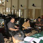 Wenur Pimpin Rapat Banmus Bahas Agenda Di Bulan April