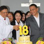 Wali Kota Tomohon Hadiri Perayaan Paskah Dan HUT Ke-18 Jemaat GMIM Nazaret Matani