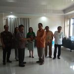 DPRD Kota Tomohon Terima Kunker Dari DPRD Kota Ternate