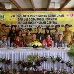 BKN RI Gelar Raker Se Wilayah Regional XI BKN Manado Di Kota Tomohon