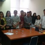 Pansus DPRD Tomohon Konsultasi Ke Dirjen Peraturan Perundang-undangan Kemenkumham RI
