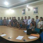 Pansus Ranperda Prasarana Perumahan dan Permukiman Konsultasi Ke Kementrian ATR BPN