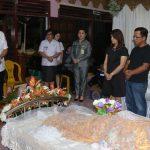 Wali Kota Melayat Ke Rumah Duka Keluarga Polii Moningka