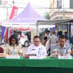 Mentu Wakili Wali Kota Hadiri Sosialisasi NJKB