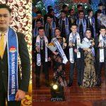 Gabriel Rogi Harumkan Kota Tomohon Dan Sulut di Ajang Putra Putri Pariwisata Nusantara 2018