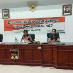 """Humas Minahasa gelar sosialisasi """"Jurnalistik Hebat Tangkal Hoax"""" ,  Jurnalis ,ASN Jadi Pelopor di Masyarakat"""
