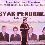 Karwur: 32 Kepala Sekolah Kota Tomohon Akan Terima NUKS