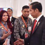 Presiden Jokowi Titip Kesejahteraan Warga Minut ke Bupati VAP