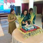 Peringatan Hari Gerak PKK di Minut Sukses