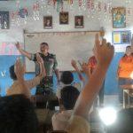 TNI AD Tumbuhkan Semangat Bela Negara Siswa SMP di Bitung