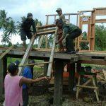 Pelihara Sinergitas dan Soliditas, Prajurit Kodim 1310/Bitung Manunggal Bersama Rakyat