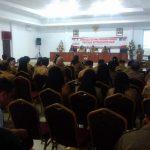 Pemprov Sulut Sosialisasikan Peraturan UU Tentang Ketenagakerjaan di Minahasa