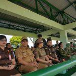 Pj Bupati Mewoh Hadiri Pembukaan Dikmata TNI AD Gelombang I Tahan 2018 di Tomohon