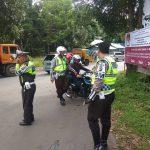Operasi Patuh Samrat 2018 Jaring Pelanggar Aturan Lalin di Minut