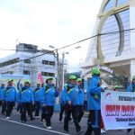 "Pemkot Tomohon Peringati Hari Buruh Internasional, ""May Day Is Fun Day"""