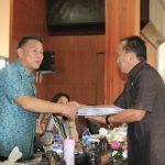 DPRD Kota Tomohon Gelar Paripurna Tanggapan Wali Kota Ranperda Perlindungan Anak