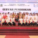 Wawali SAS Hadiri Gebyar Pendidikan Tahun 2018 Kota Tomohon