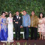 Pernikahan Verry & Tasya, Wali Kota Eman Jadi Irup Prosesi Pernikahan Purna Praja IPDN