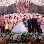 Pernikahan Gaby-Gerry, Putri Pertama Wali Kota Tomohon Menikah, Dihadiri Ribuan Undangan