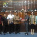 Komisi II DPRD Tomohon Kunker ke Kota Serang-Banten