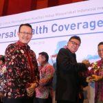 Kota Tomohon Raih UHC JKN-KIS Award