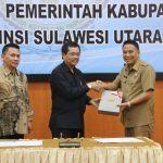 Wali Kota Jimmy Eman Raih WTP Lima Kali Berturut-turut