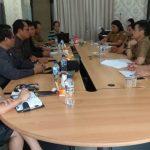 DPRD Tomohon, Pansus Penyerahan PSU-Perkim, Rapat Pembahasan Dengan Instansi Terkait