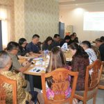 Ketua DPRD Tomohon Miky Wenur Pimpin Rapat Banggar Dengan TAPD