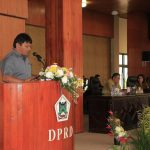 Seluruh Fraksi DPRD Tomohon Setuju Ranperda LPJP APBD T.a 2017 Dibahas Lebih Lanjut