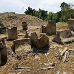 Waruga Rusak Akibat Proyek Waduk Kuwil, Balai Arkeologi Sulut Akui Kecolongan