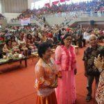 Peringatan Hari Lansia Nasional ke-22 Provinsi Sulut di Gelar di Minahasa