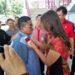Jadi LO Gubernur Sulsel, Kepala Dispora Sulut Jemput Soni Sumarsono