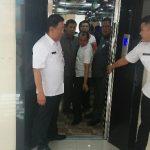 Tidak Miliki Kartu Khusus, Gubernur dan Wakil Gubernur Tak Bisa Gunakan Lift DPRD Sulut