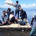 Terobos Tantangan Alam, VAP Kunjungi Rakyat di Kepulauan