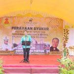 Wali Kota Tomohon Hadiri Perayaan Pesta Emas Paroki Roh Kudus Tomohon