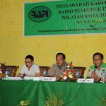 Pontororing Wakili Wali Kota Buka Muswil Ke-2 RAPI Wilayah 07 Kota Tomohon