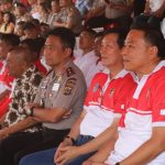 Wali Kota Eman Hadiri Pembukaan Kejuaraan Tinju International Kapolri Cup II