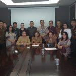 DPRD Tomohon Pansus Pembentukan Susunan Perangkat Daerah, Konsultasi Ke Kemendagri