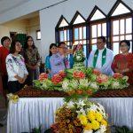 Mentu Wakili Wali Kota Hadiri Ibadah Syukur HUT Ke-5 Jemaat GMIM Bukit Moria Rurukan