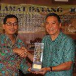 Wali Kota Tomohon Pimpin Rombongan Benchmarking Pendidikan Dan PIM IV Angkatan XII