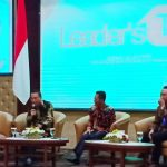 Paparkan MPP, Wali Kota Jimmy Eman Pukau Peserta di Leader's Talk