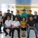 Ketua DPRD Tomohon Jadi Narasumber Pembinaan Organisasi Kepemudaan
