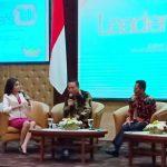 Ketua DPRD Tomohon Miky Wenur Apresiasi Wali Kota Jimmy Eman Saat Jadi Narasumber Leaders Talk