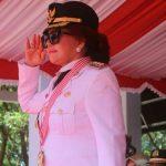 Detik-Detik Proklamasi Kemerdekaan RI  di Minahasa Utara