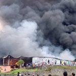 Inilah Kronologis Awal Kebakaran Pabrik Busa Kawiley