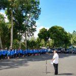 Sekda Korengkeng Harapkan 346 Mahasiswa Unima Perserta KKN di Minahasa Dapat Menyerap Permasalahan di Masyarakat