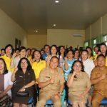 Wali Kota Jimmy Eman hadiri IVA-Test Bagi Pasangan Usia Subur Di RSUD Anugerah Tomohon