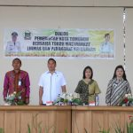 Wali Kota Tomohon Dialog Bersama Tokoh Masyarakat, Linmas dan Perangkat Kelurahan