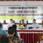 Pemkot Tomohon Gelar Rapat-Rapat Koordinasi Lingkup Keasistenan Kesejahteraan Rakyat