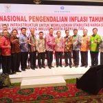 Wali Kota Tomohon Jimmy Eman Hadiri Rakornas IX TPID 2018